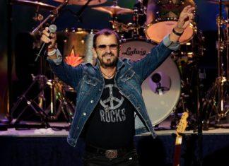 Ringo Starr editará su nuevo disco el 25 de octubre Crédito: Seth Wenig/AP/Shutterstock